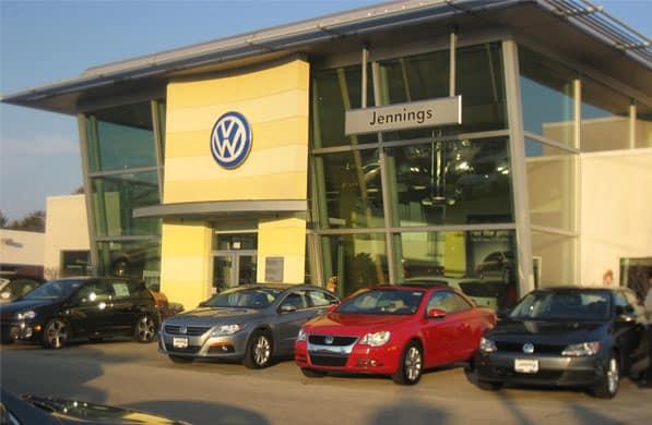 Jennings Volkswagen, Glenview, IL